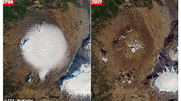 Фотографии, доказывающие, что изменение климата - не шутка  - фото 3