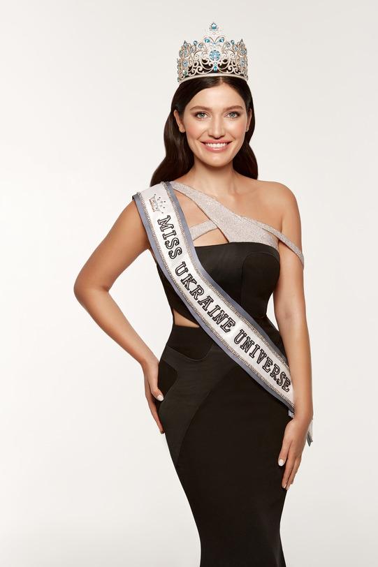 «Мисс Украина Вселенная 2020»: как выглядит победительница - фото 2