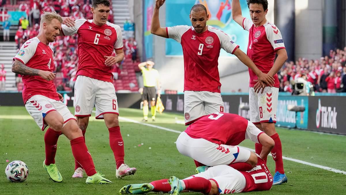Матч Данія-Фінляндія зупинили: кому з футболістів стало погано — фото, видео (ОНОВЛЕНО) - фото 2