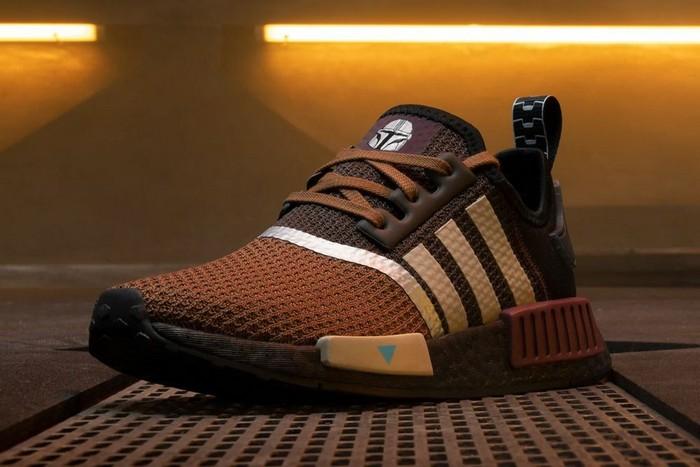 Adidas посвятили новые кроссовки малышу Йоде - фото 6