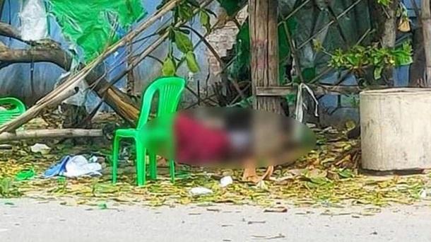 В Мьянме в пункте проверки на COVID прогремел взрыв: есть погибшие и раненые (ФОТО) - фото 2