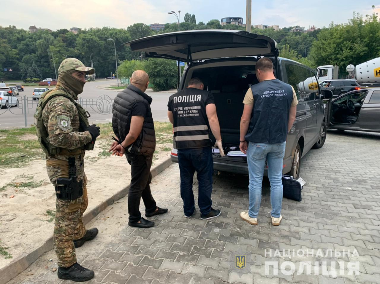 Полиция АР Крым и Департамент уголовного розыска НПУ ликвидировали международный канал поставки фальшивых долларов. Детали операции - фото 2