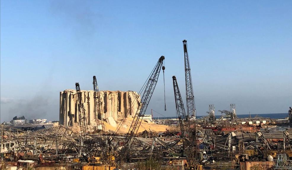 До и после взрывов: как изменился Бейрут, который накрыли тонны завалов (ВИДЕО, ФОТО) - фото 6