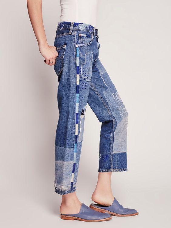 Какие джинсы в тренде этой зимой (Фото) - фото 5