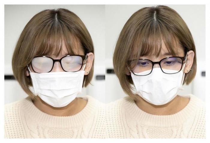 """Сім Лайфхак для """"очкариків"""" - як носити маску, щоб окуляри не запотівали - фото 2"""