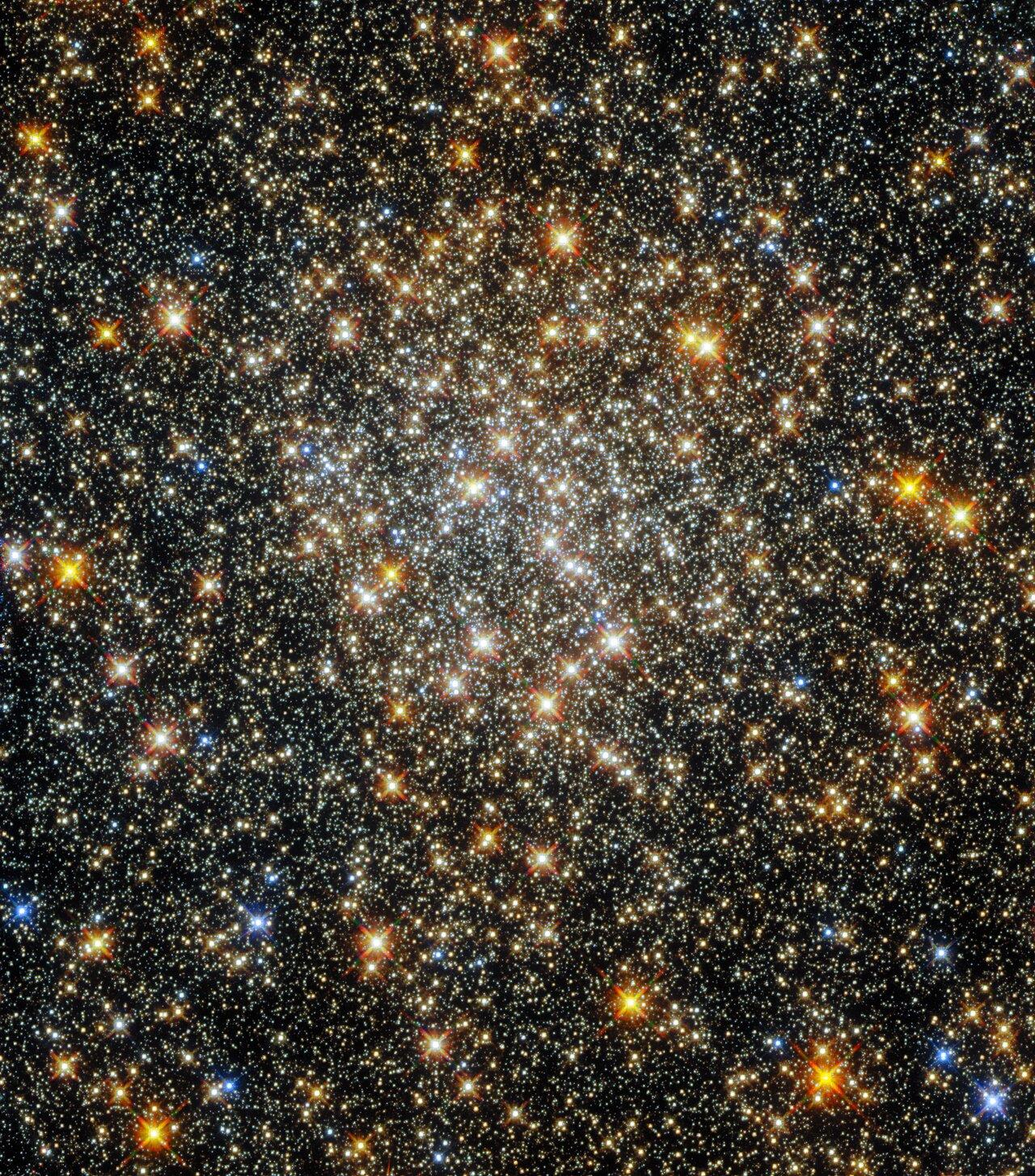 Ученые показали, как выглядит сверкающее звездное поле (ФОТО) - фото 2