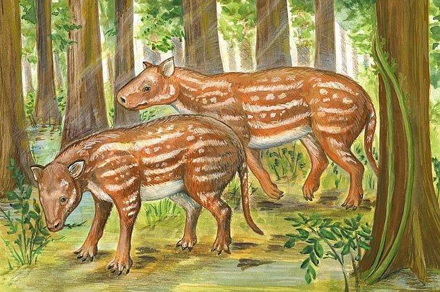 Археологи показали як виглядала доісторична тварина (фото) - фото 4