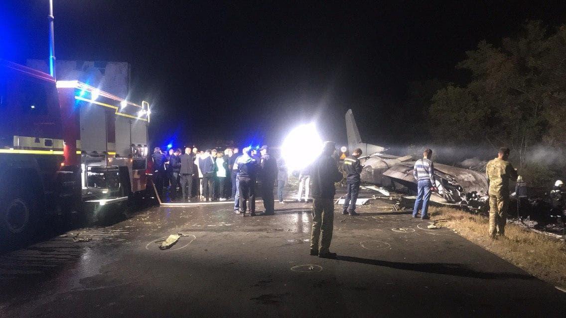 Падіння літака в Харківській області: що відомо вранці в суботу - фото 5