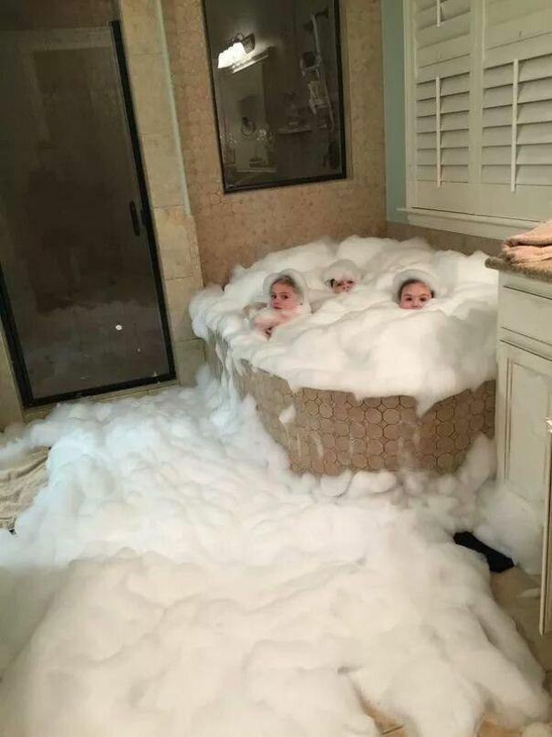 Що роблять діти, поки батьки не бачать (Кумедні фото) - фото 5