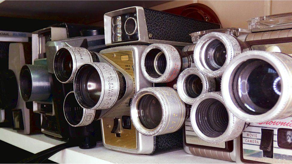 От стереоскопических до 3D-камер: британец собрал уникальну коллекцию фотоаппаратов - фото 2