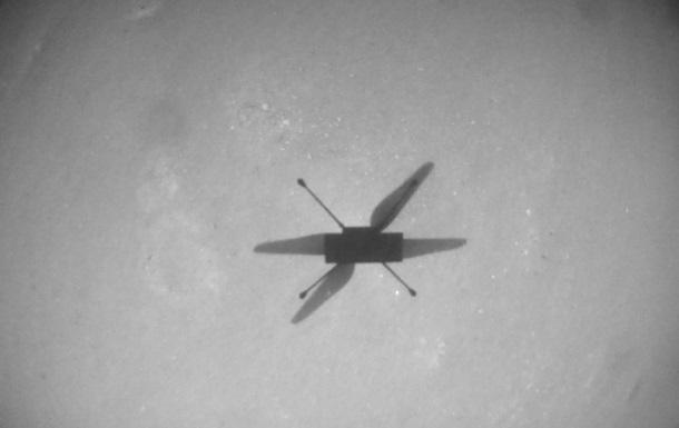 Вертолетный дрон NASA Ingenuity совершил рекордный полет на Марсе (ФОТО) - фото 2