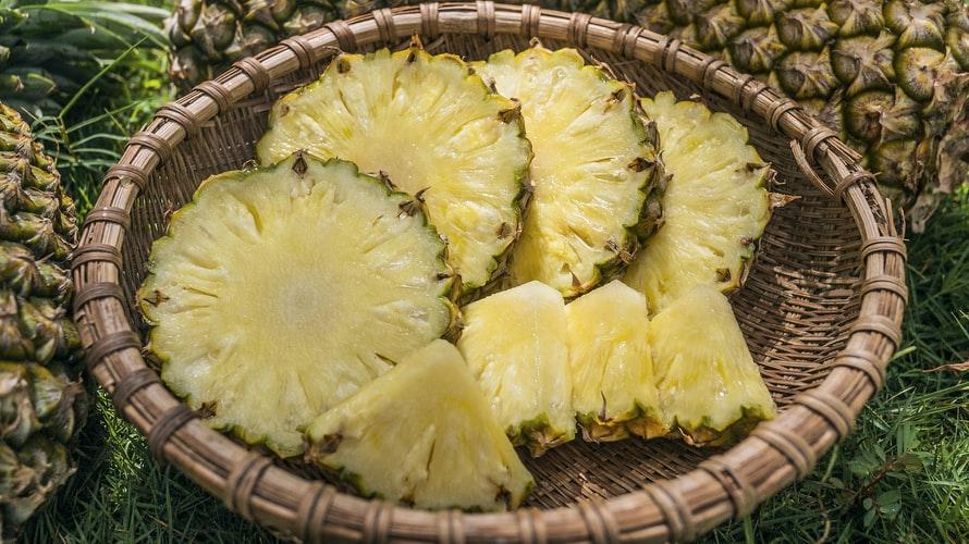 Выбираем сочный и вкусный ананас. Три шага - фото 2