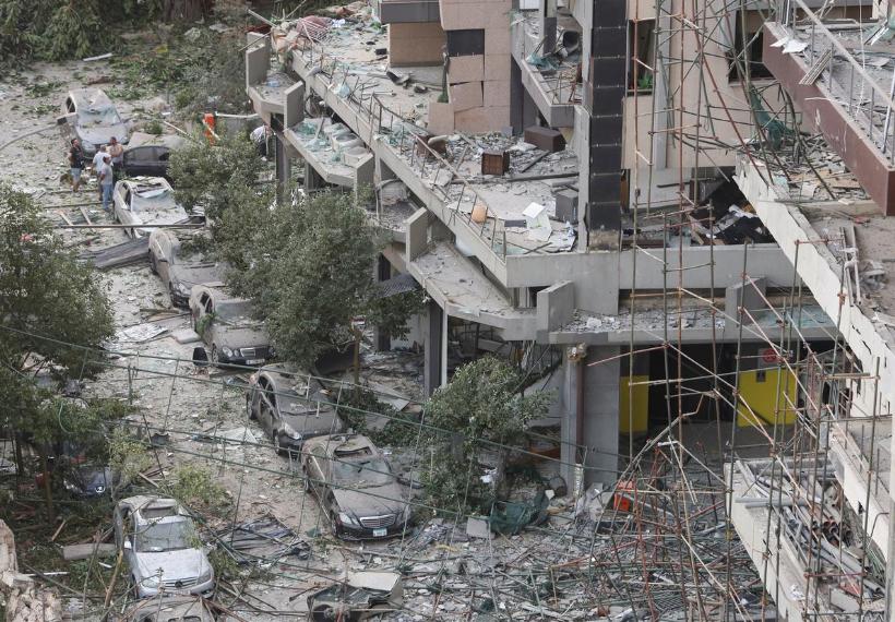В результате взрывов в Бейруте пострадали украинцы и корабли из Мариуполя (ФОТО) - фото 3