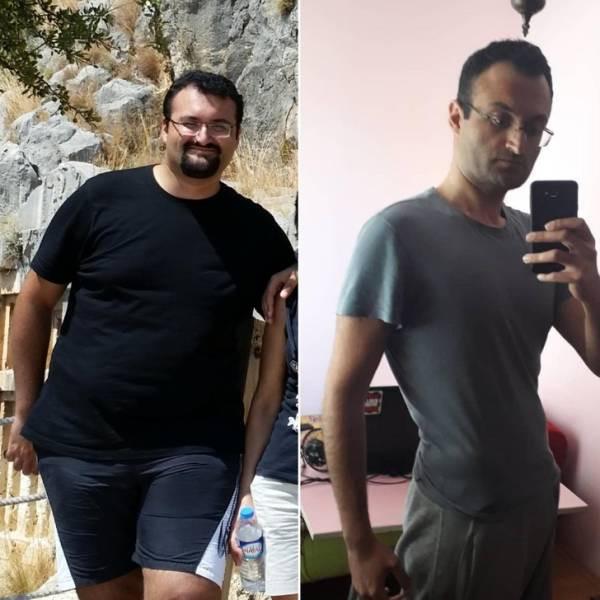 Вольові і цілеспрямовані: чоловіки, які захотіли і змогли схуднути (фото) - фото 4