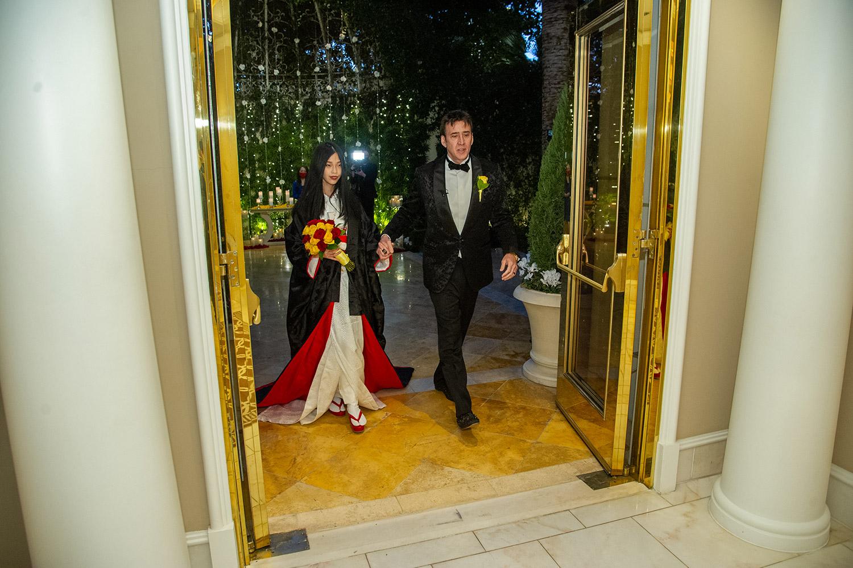 Голлівудський актор одружився на дівчині, яка молодша за нього на 31 рік (ФОТО) - фото 2