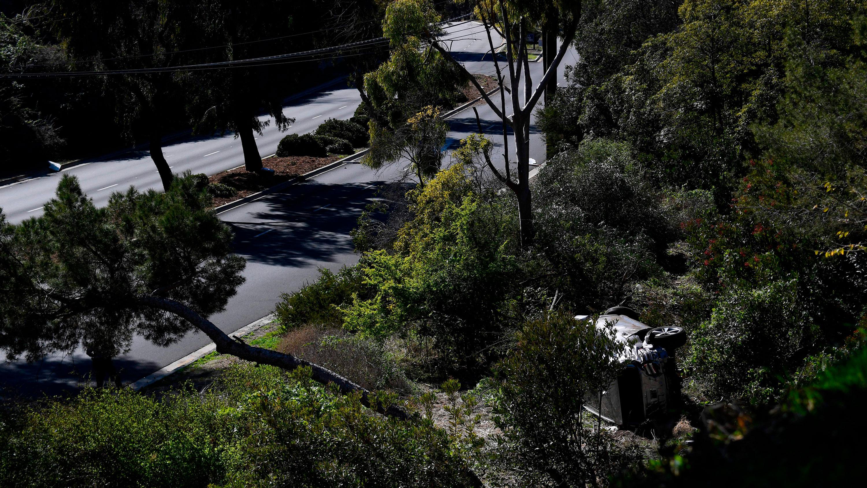 Тайгер Вудс потрапив в серйозну ДТП: у гольфіста зламані ноги (фото) - фото 4