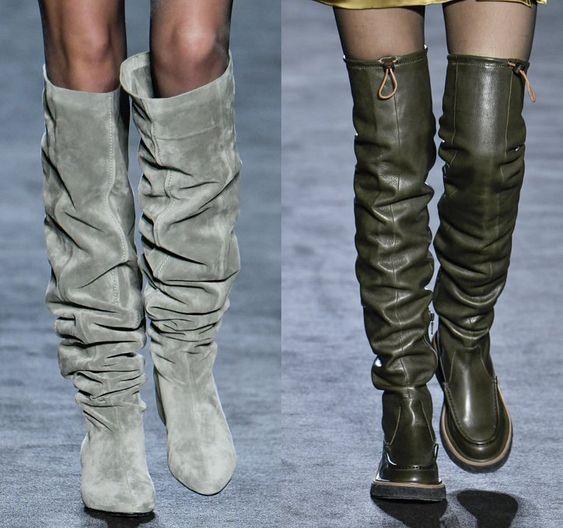 Что в тренде этой зимой - новинки обуви (фото) - фото 5