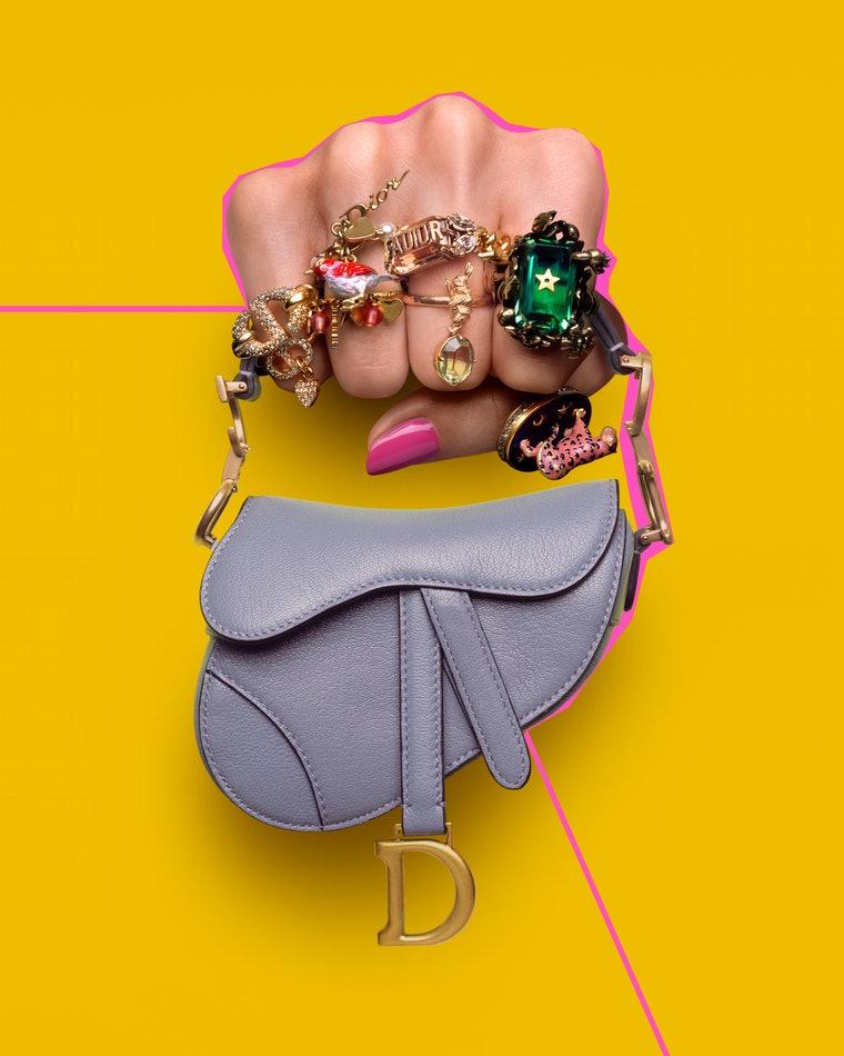 Dior создал коллекцию микросумок: как они выглядят (ФОТО) - фото 2