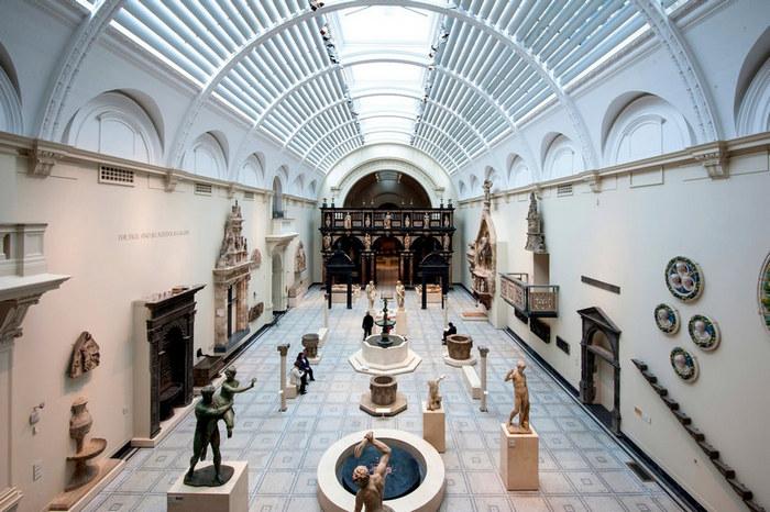 Куда пойти в сети: ТОП-5 лучших виртуальных музеев мира - фото 2