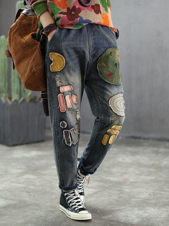 Какие джинсы в тренде этой зимой (Фото) - фото 6