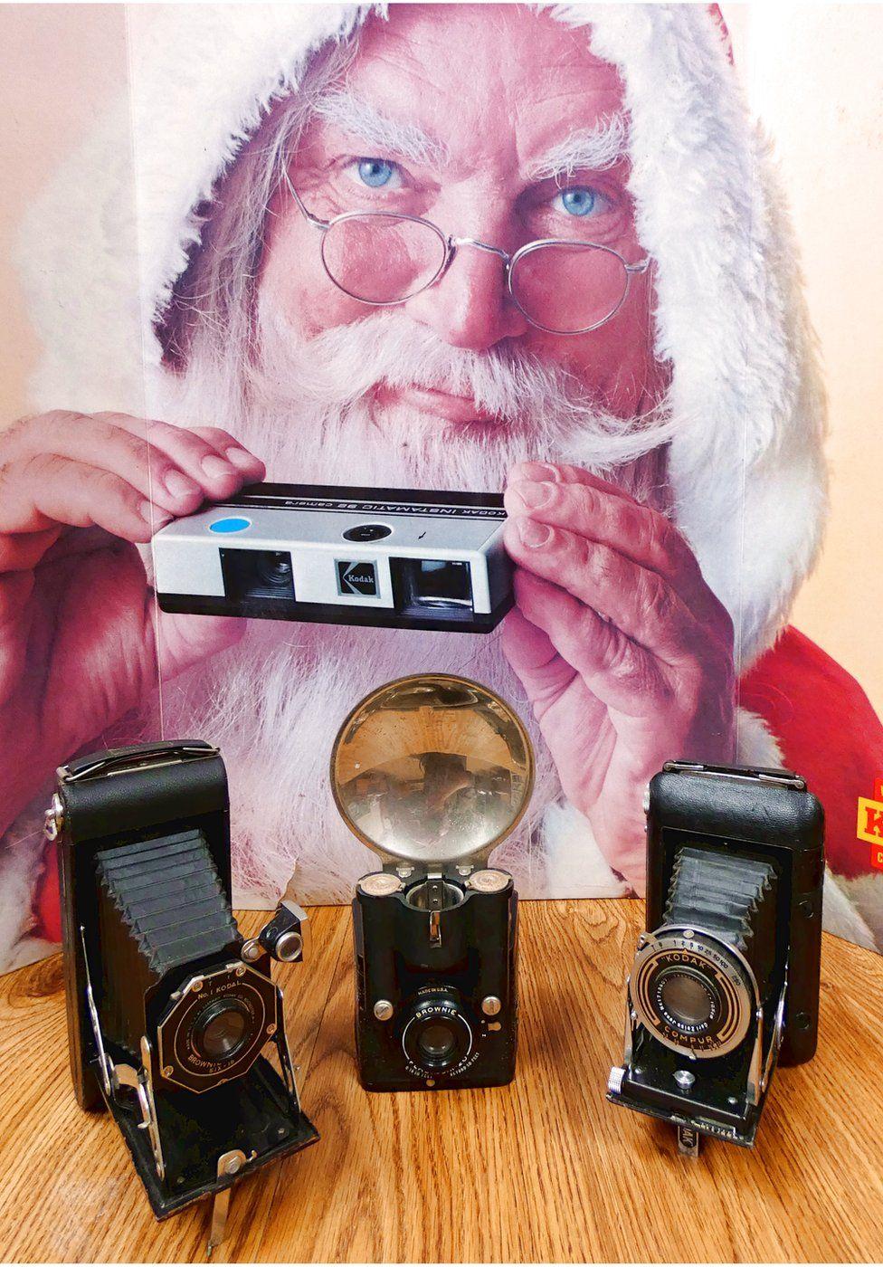 От стереоскопических до 3D-камер: британец собрал уникальну коллекцию фотоаппаратов - фото 10