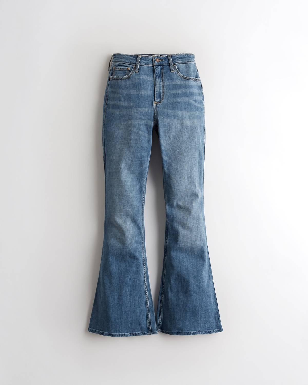 Какая модель джинсов вернулась в моду в 2021 году  - фото 3