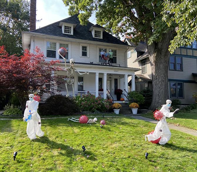 Хелловін-2020 року - свято, яке відображає нагальні проблеми людства - фото 7