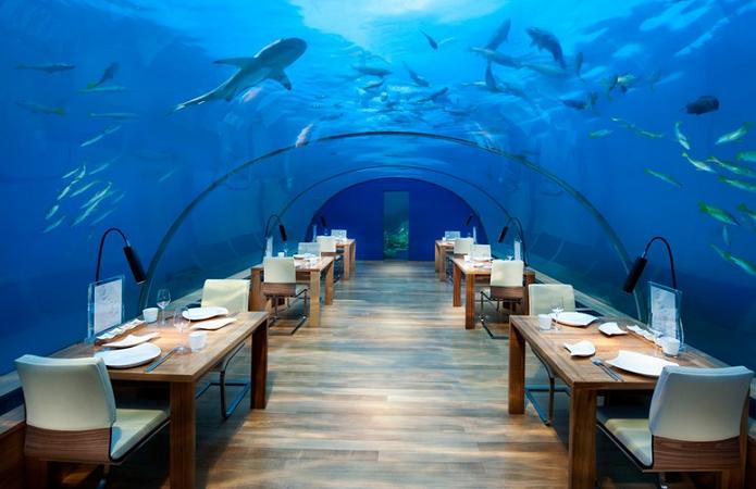 Необычные рестораны мира, которые, однозначно, стоит посетить - фото 4