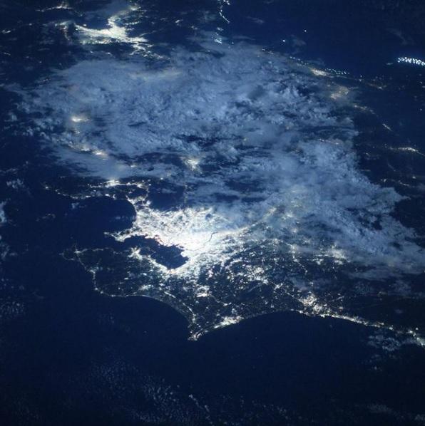 NASA показало, як Токіо виглядає з космосу під час Олімпіади (ФОТО) - фото 2