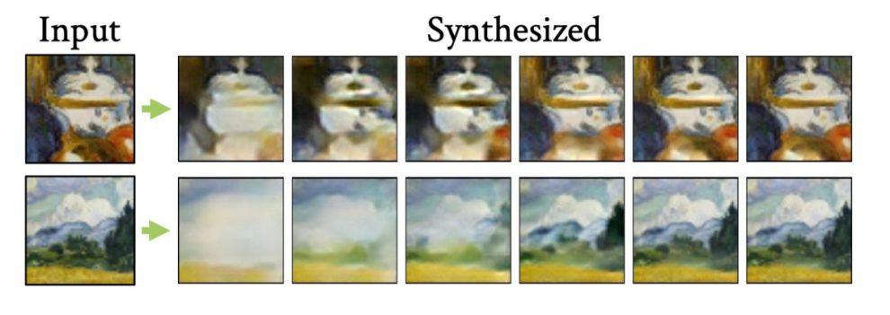 Искусственный интеллект смог воссоздать картины знаменитых художников - фото 2