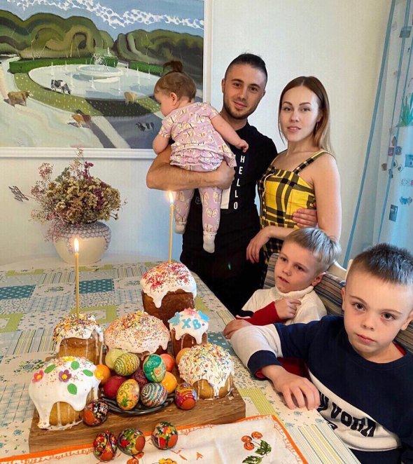 Как отпраздновали Пасху украинские звезды (Фото) - фото 3
