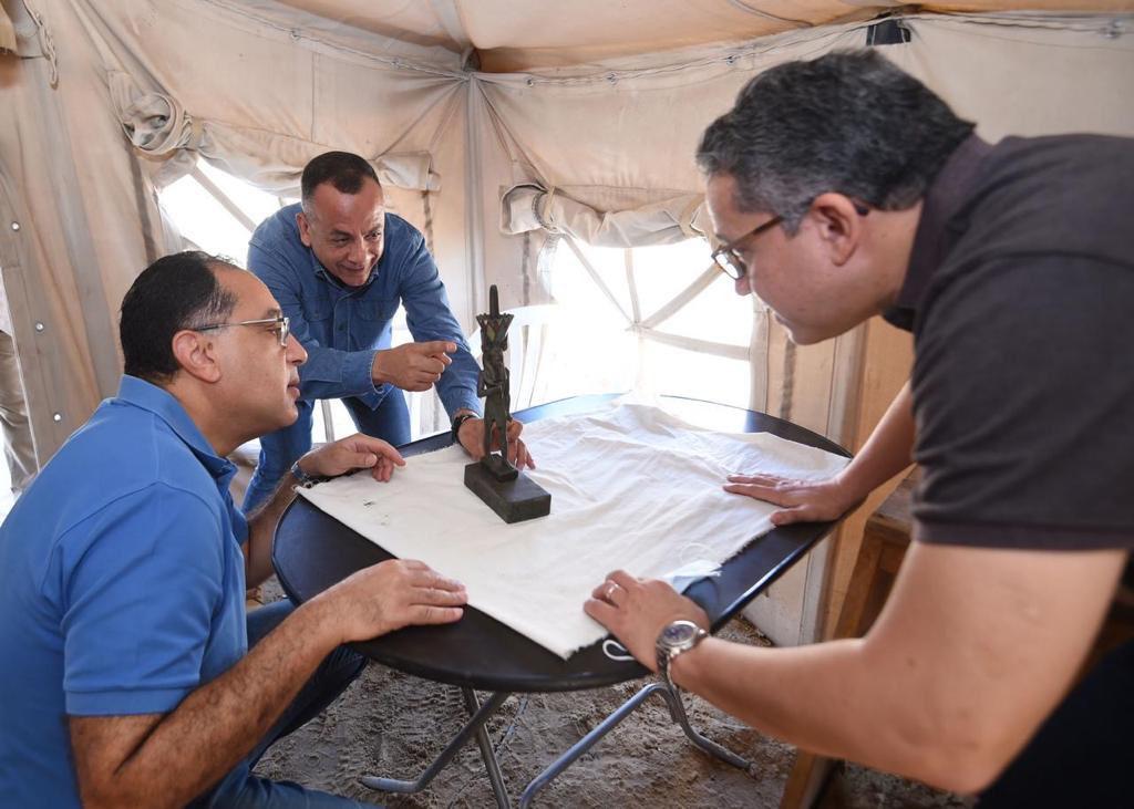 Египет готовится объявить о крупнейшем археологическом открытии (Фото) - фото 3