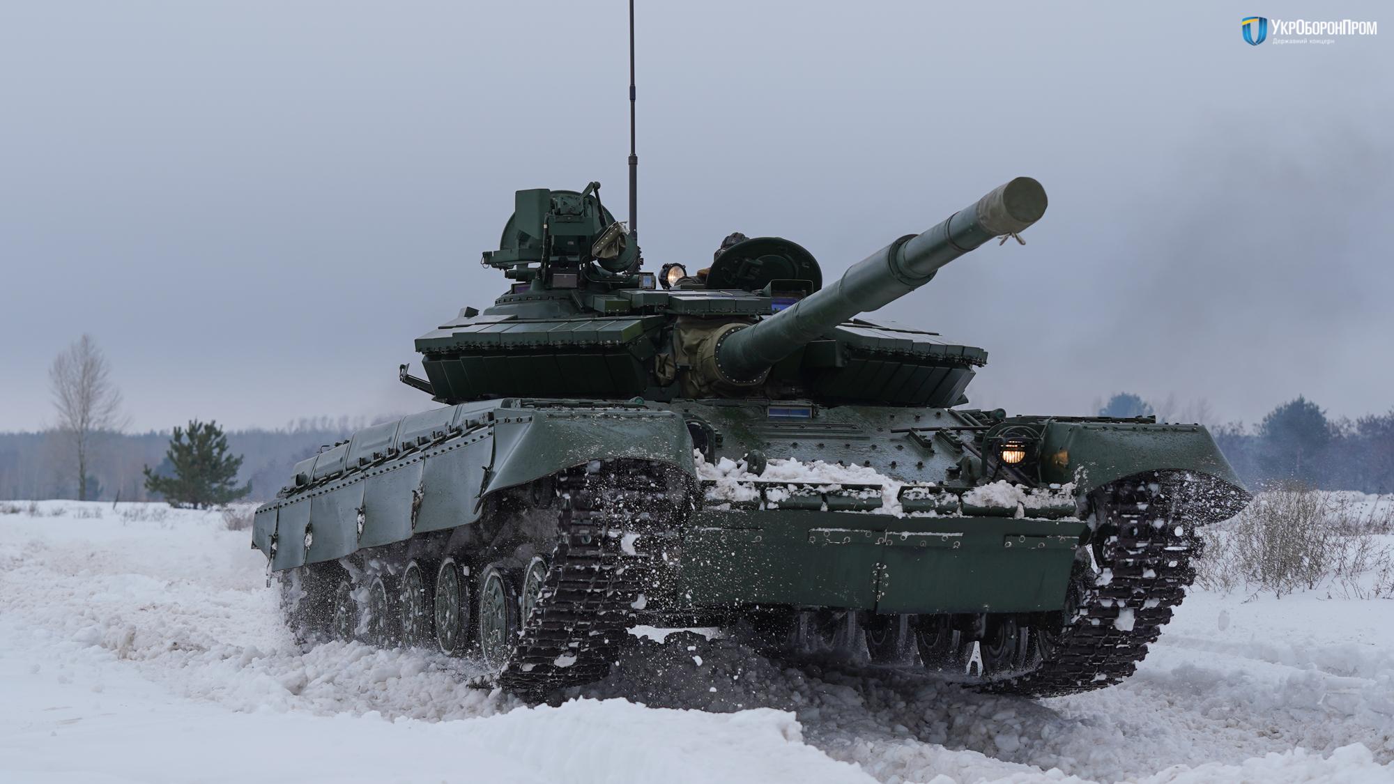 Украинская армия получила партию сверхмощных модернизированных танков (Фото) - фото 4
