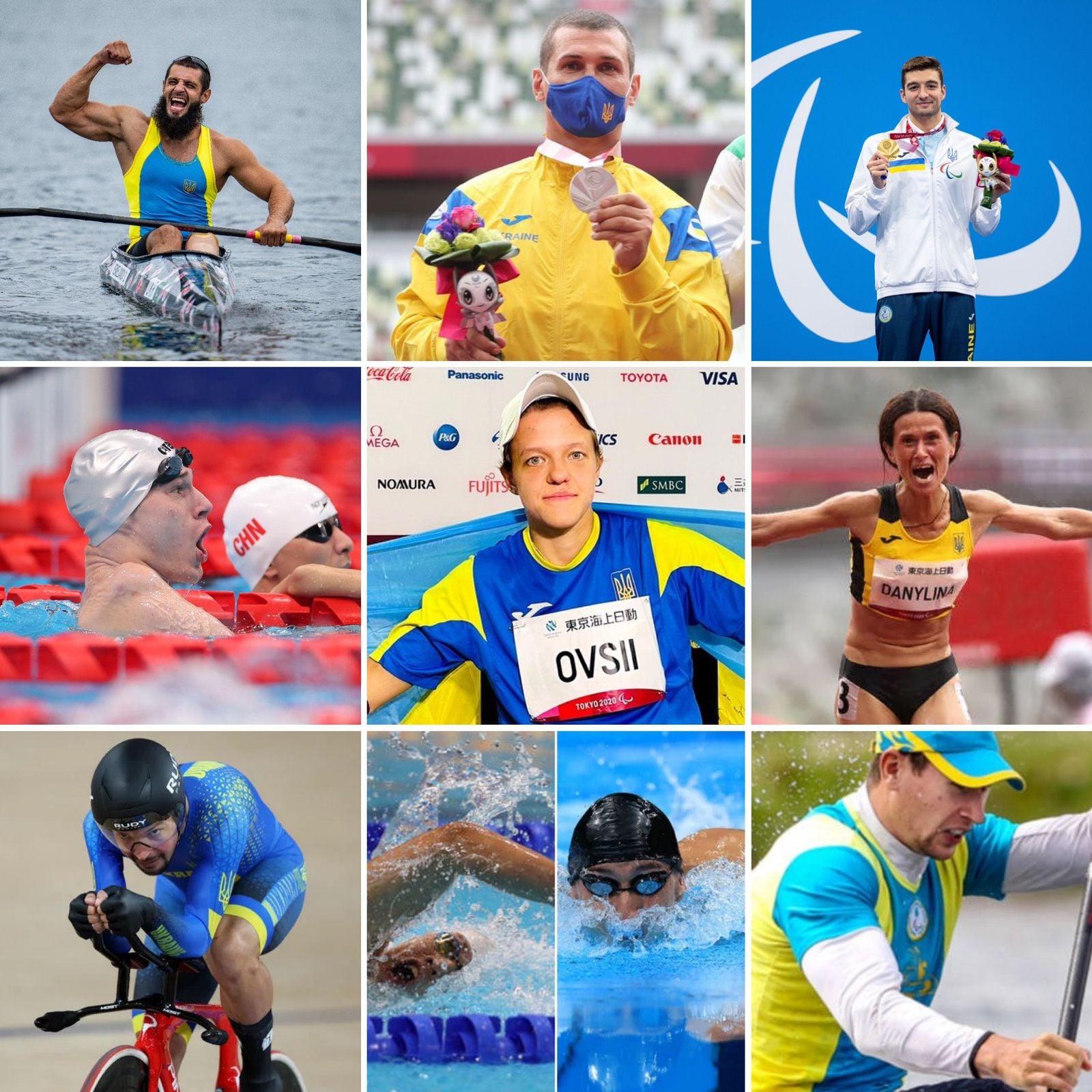Паралимпиада 2020: на десятый день украинцы получили десять медалей - фото 2