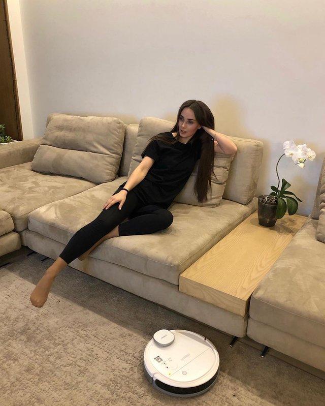 Действительно роскошно: Ксения Мишина показала свои апартаменты  - фото 4