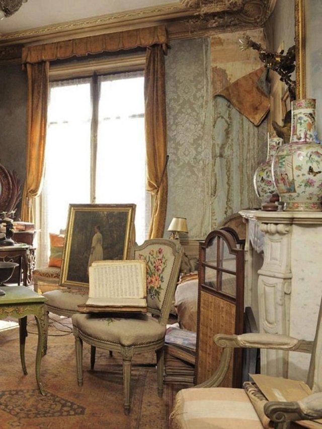 Во Франции нашли квартиру, которая 70 лет простояла закрытой (фото)  - фото 3