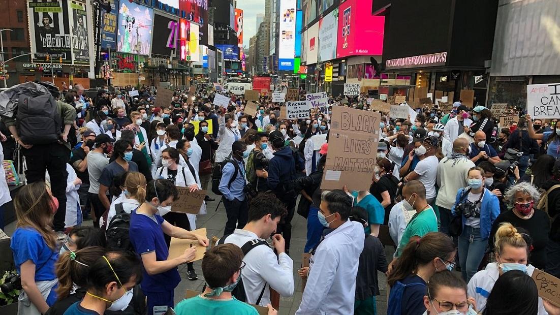 Лабутены на улицах Сан-Франциско и погромы в Нью-Йорке: украинцы из США о беспорядках - фото 2