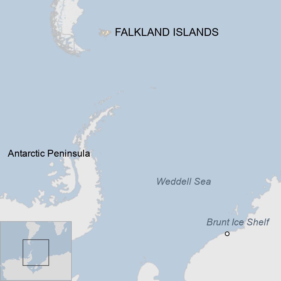 Ширина пропасти – 2 км: появилось фото гигантской трещины льда в Антарктиде - фото 3