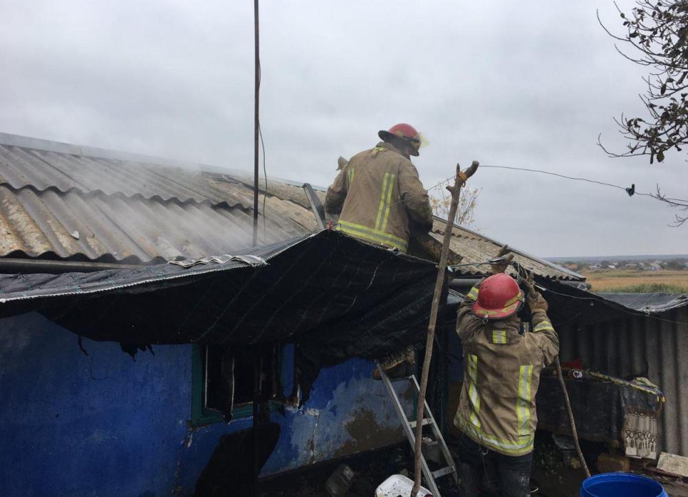 В Одесской области при пожаре погибли младенец и двухлетний ребенок - фото 2