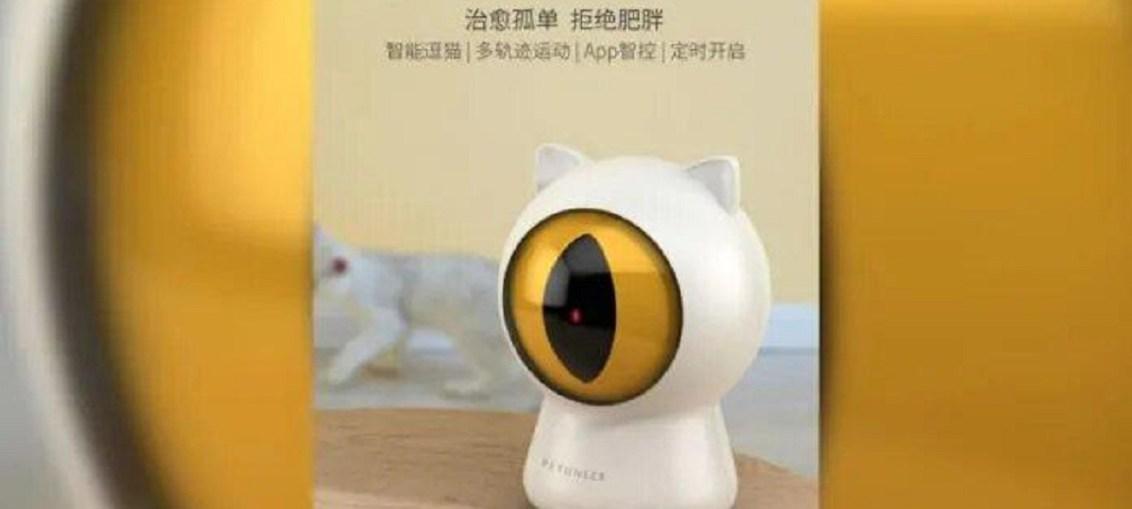 Китайская компания представит уникальную игрушку для кошек: любимцам скучать не придется - фото 2