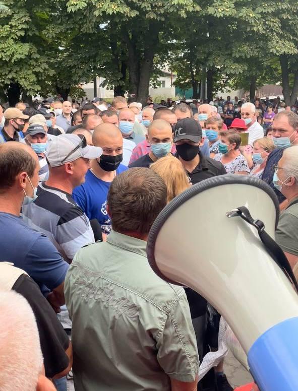 """""""Слуги народа"""" с полицией поддерживают муниципальные перевороты: теперь Бурынь в Сумской области  - фото 3"""