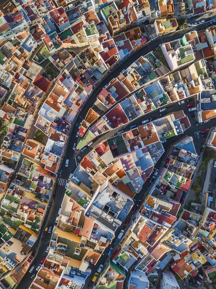 Это надо видеть: лучшие фото 2020 года, сделанные с воздуха - фото 3