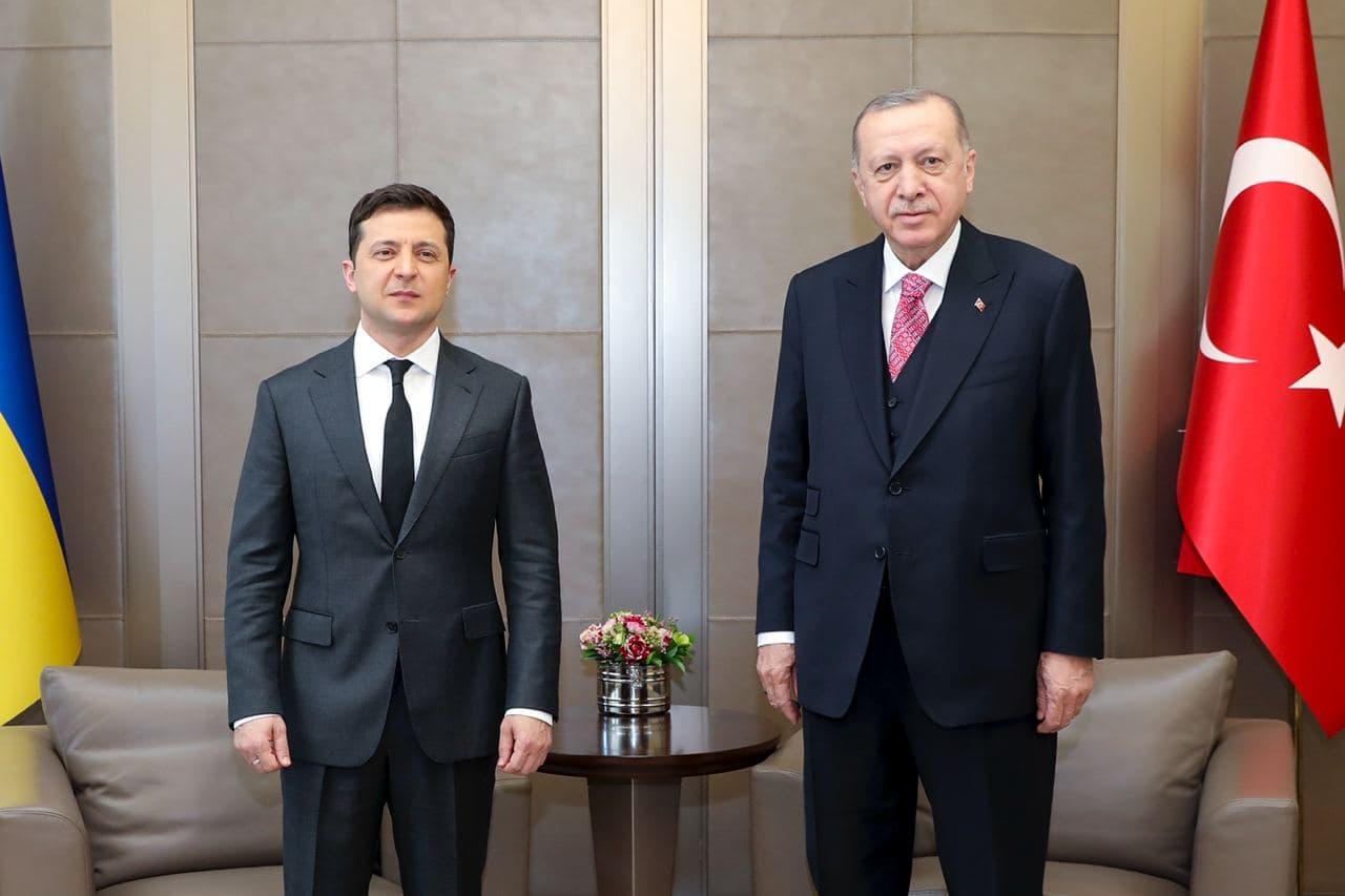 Турция не признает незаконную аннексию Крыма, – Эрдоган