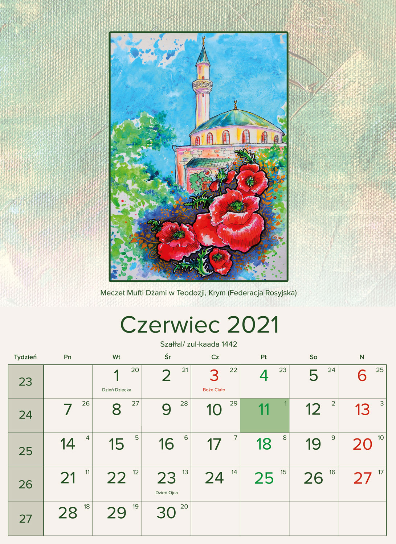 Так чей же Крым: украинское посольство отреагировало на провокационный календарь польских мусульман - фото 2