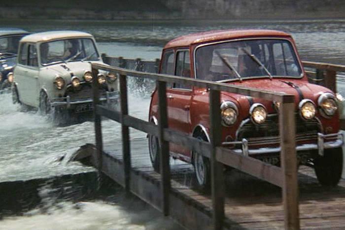 Топ-5 невероятно крутых автомобилей из популярных фильмов - фото 4
