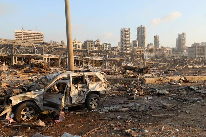 В результате взрывов в Бейруте пострадали украинцы и корабли из Мариуполя (ФОТО) - фото 4