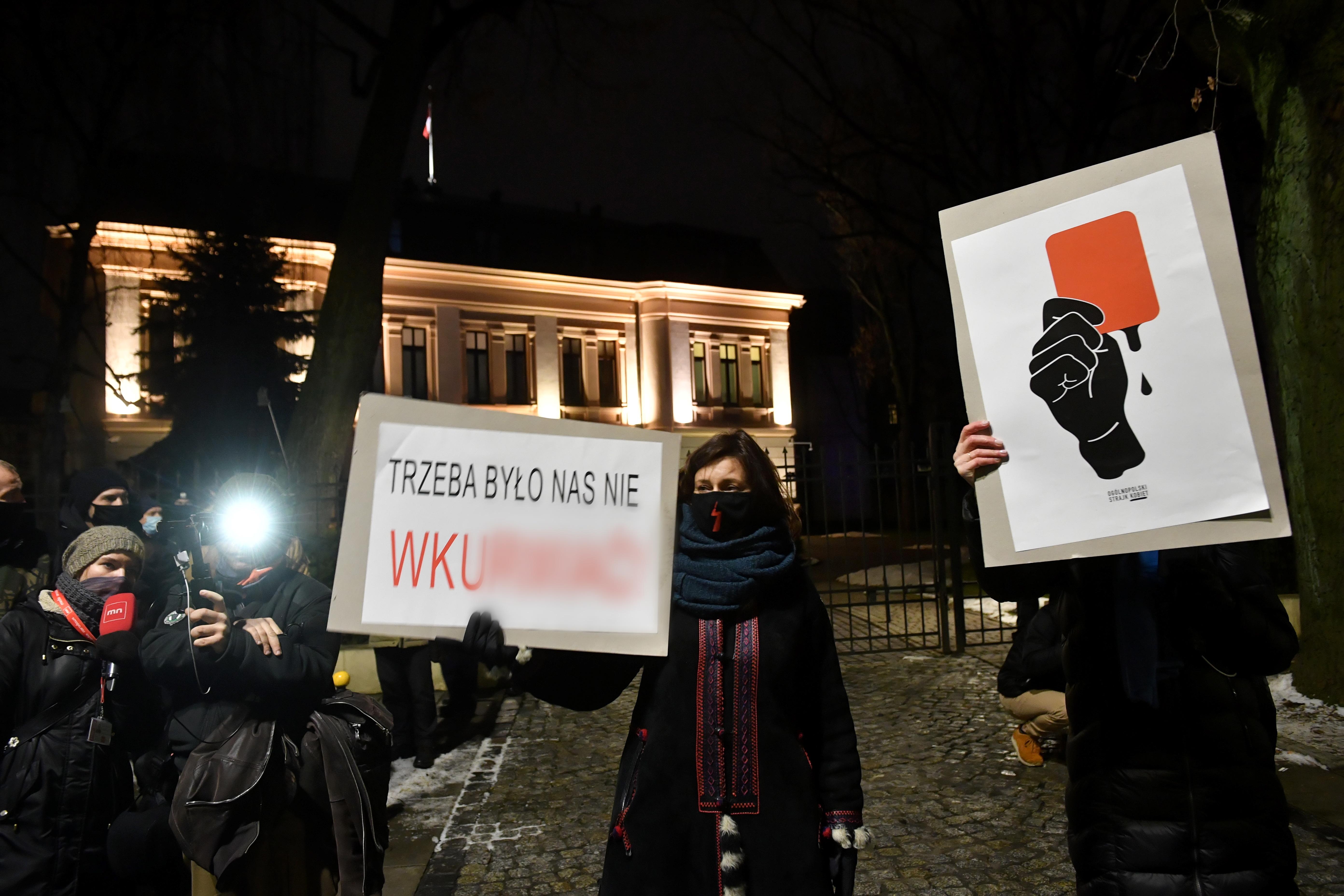 В Польщі остаточно заборонили аборти - наслідки (Фото)  - фото 5