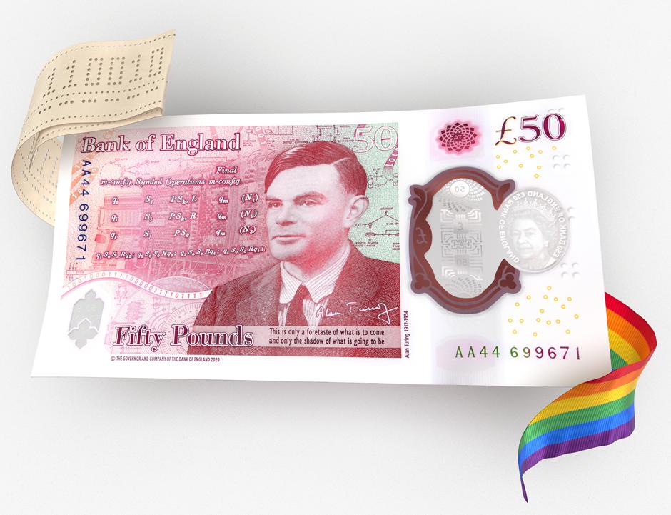 В Британии появится банкнота с изображением Тьюринга: кто он такой и чем заслужил подобную честь (ФОТО) - фото 2