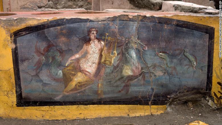 Археологи обнаружили древний магазин уличной еды в Помпеях - фото 4