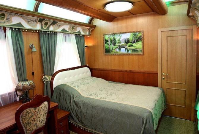 «Укрзалізниця» пропонує поїздки по Україні у VIP-вагоні - названа вартість подорожі - фото 4